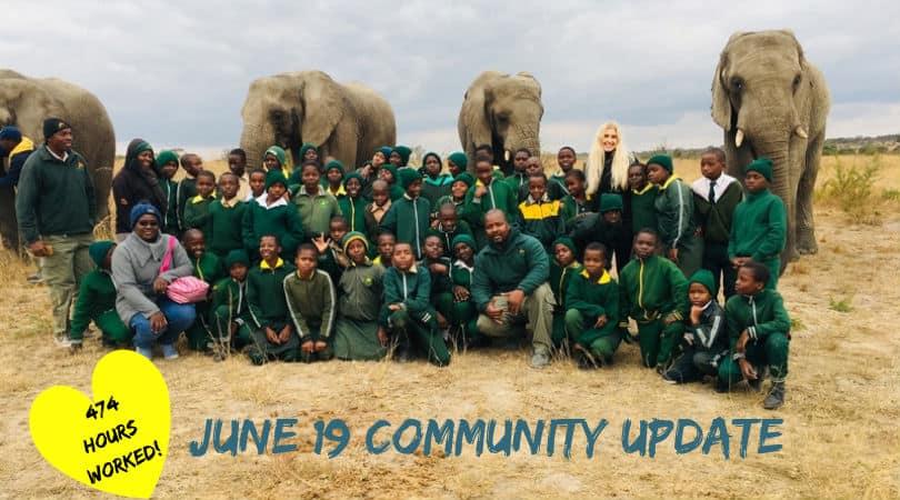 Community update June 2019