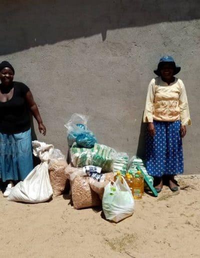 Julena Feeeding Scheme Donation